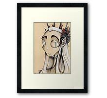 King of Mirkwood Framed Print