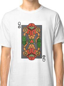 Metroid Queen Classic T-Shirt