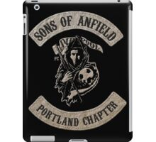 Sons of Anfield - Portland Chapter iPad Case/Skin