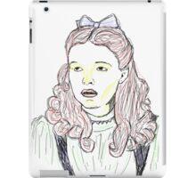 Colorful Dorothy  iPad Case/Skin