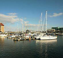 Swansea Marina by caesars