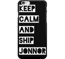 Jonnor The Fosters iPhone Case/Skin