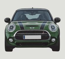 Mini Cooper S - Green by OldDawg