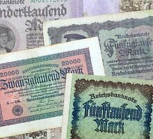 Historical banknotes by Zosimus