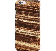 Sinter under the microscope iPhone Case/Skin