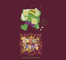 Sugar Bugs 4 with logo  by atombat