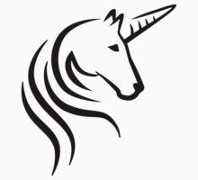 Unicorn head by Designzz