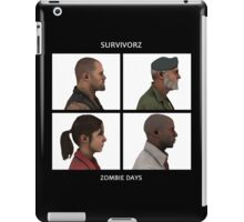 Left 4 Dead: Zombie Days iPad Case/Skin