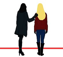 Swan Queen (no text) by Xojesss
