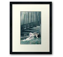 Hearts Get Broken Everyday... Framed Print
