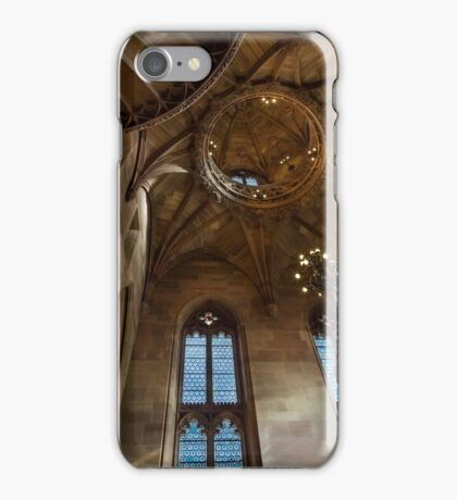 The John Rylands Library4 iPhone Case/Skin