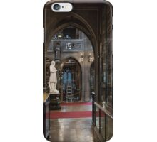 The John Rylands Library5 iPhone Case/Skin