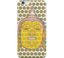 Buddha's Smile Zen Pop Art iPhone Case/Skin