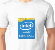 Intel Inside Unisex T-Shirt