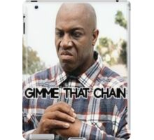 Gimme That Chain (Deebo Variety Series) iPad Case/Skin