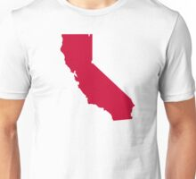 California map  Unisex T-Shirt