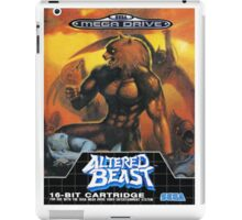 Altered Beast - Retro Mega Drive T-shirt iPad Case/Skin