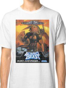 Altered Beast - Retro Mega Drive T-shirt Classic T-Shirt