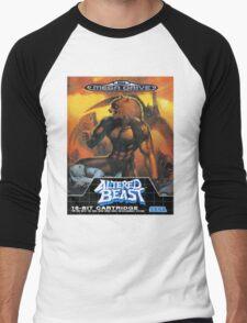 Altered Beast - Retro Mega Drive T-shirt Men's Baseball ¾ T-Shirt