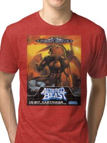 Altered Beast - Retro Mega Drive T-shirt Tri-blend T-Shirt