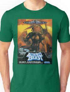 Altered Beast - Retro Mega Drive T-shirt Unisex T-Shirt