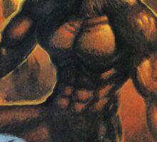 Altered Beast - Retro Mega Drive T-shirt Sticker