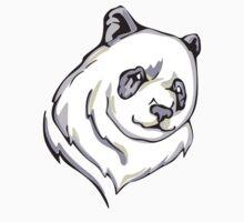 Smug Panda Bear by Craig V
