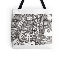 Escapees from the mind Tote Bag