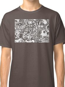 Escapees from the mind Classic T-Shirt