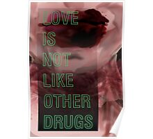 Hurricane Kisses: Love is Not Like Other Drugs Poster