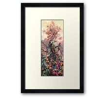 Phosphorus Tree Framed Print