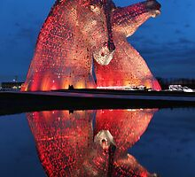 The Kelpies by Cat Perkinton
