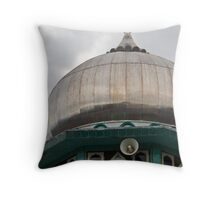 Mosque, Bukittingi, Sumatra Throw Pillow