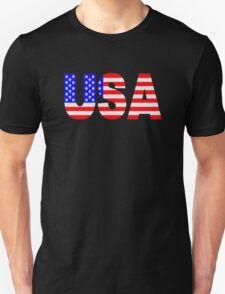 USA flag United States T-Shirt