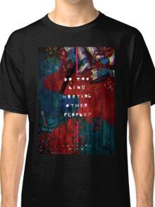 Hotline Miami Artwork Classic T-Shirt