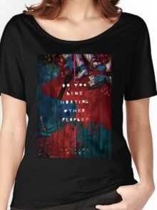 Hotline Miami Artwork Women's Relaxed Fit T-Shirt
