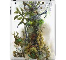 Organic Structure 2 iPad Case/Skin