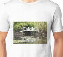 A touch of Monet - Hobart Botanic Gardens Unisex T-Shirt