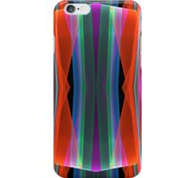 Colourful geometric abstract iPhone Case/Skin