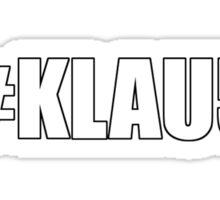 #KLAU5  Sticker