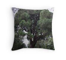 Canary Island Pine Throw Pillow