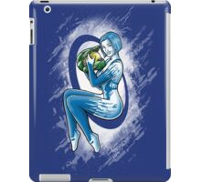 Space PinUp iPad Case/Skin
