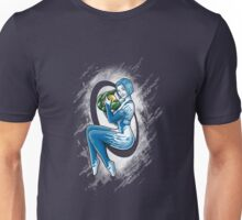 Space PinUp Unisex T-Shirt