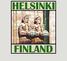 Central Railway Station, Helsinki Unisex T-Shirt