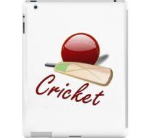 Cricket iPad Case/Skin