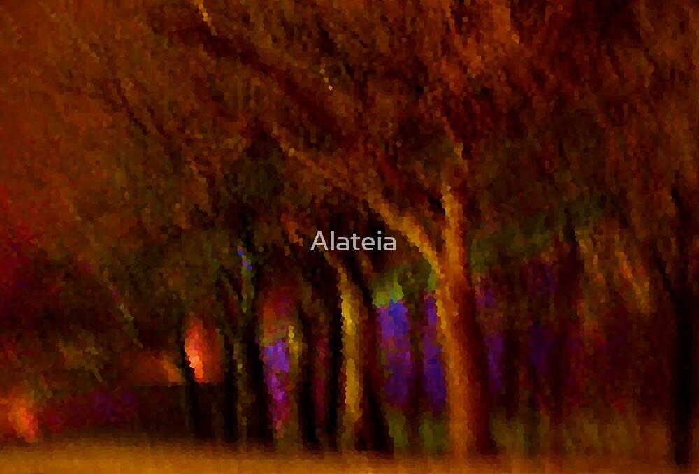 SILENT WITNESS by Alateia