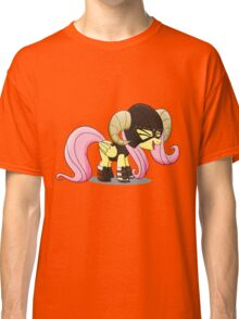 Fluttershy is the D'awwvahkiin (My Little Pony: Friendship is Magic) Classic T-Shirt