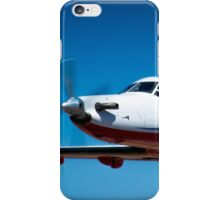 Pilatus PC12 RFDS iPhone Case/Skin