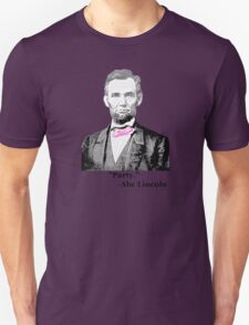Party Abe Quote T-Shirt
