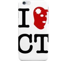 I headshot CT iPhone Case/Skin